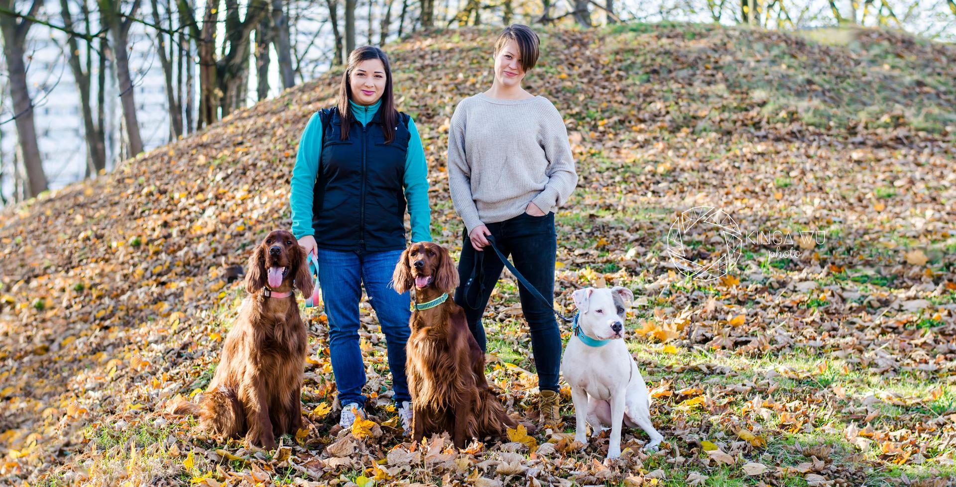 PETSI - wyprowadzanie psówe